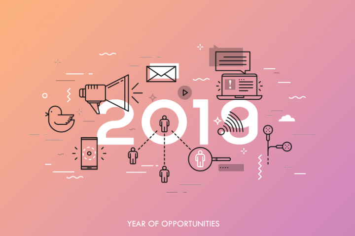 Top Marketing Trends in 2019