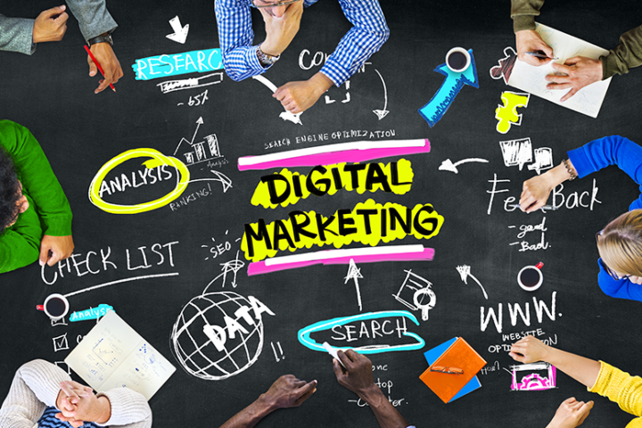 The Breakdown of Digital Marketing